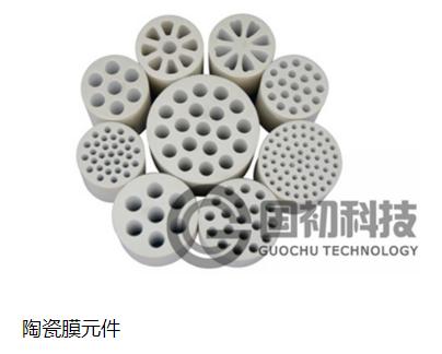 Ceramic membrane