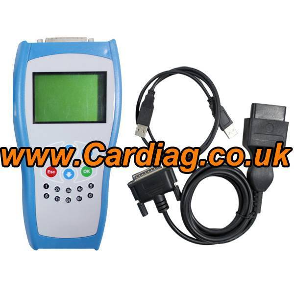 DMW3 VW AUDI Code Reader and Mileager Programmer Tool