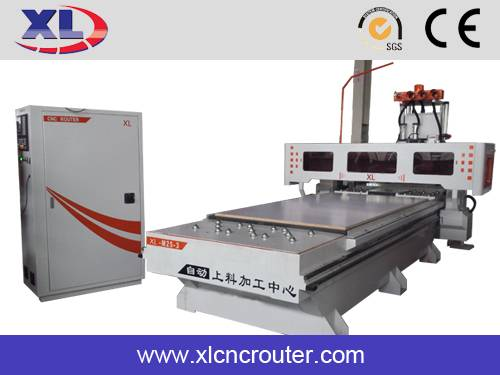 XL1325 handling cnc router machine