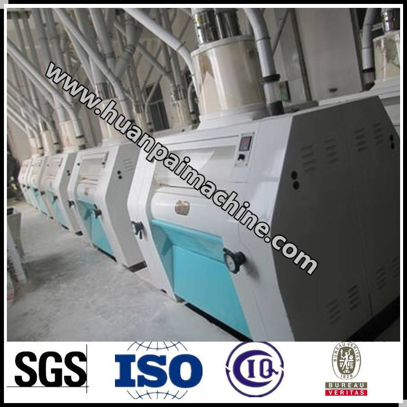 maize mill machinery
