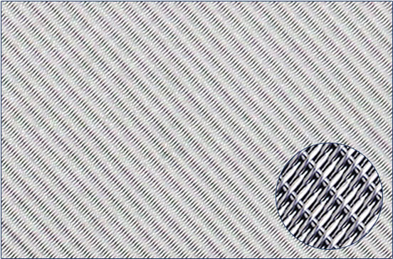 Stainless Steel Dutch Woven Mesh