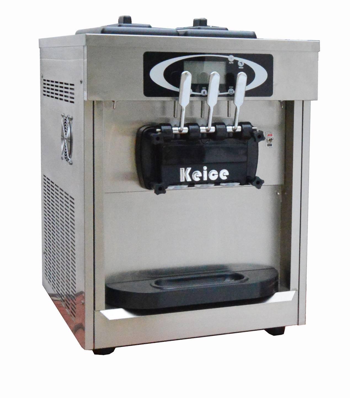 2015 hot sell real fruit ice cream machine