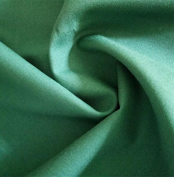 polyester/viscose plain fabrics for uniform workwear