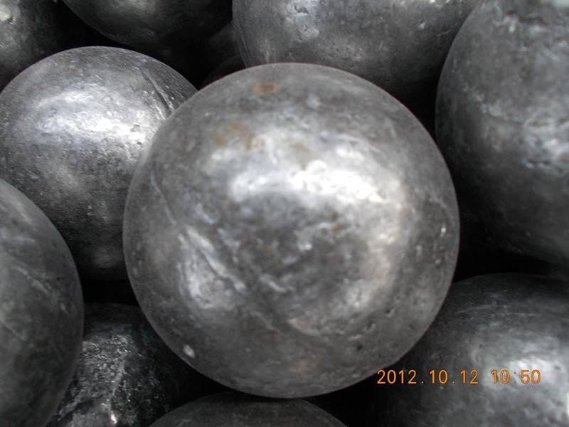 high chrome alloyed cast ball