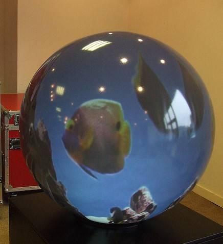 projector fisheye lens