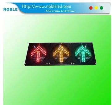 200mm led arrow traffic light for street
