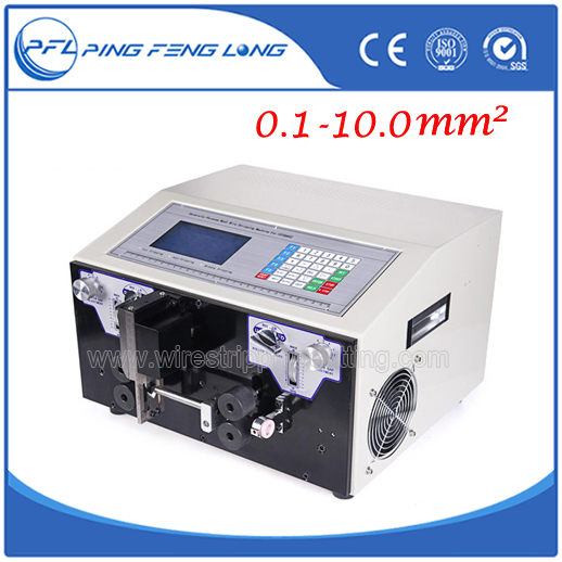 PFL-03EN Auomatic Electric Wire Stripping & Cutting Machine