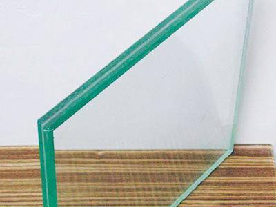 5+0.38+5mm PVB Clear Laminated Safety Glass with High Quality