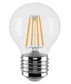 G45 led filament light/4w led filament light