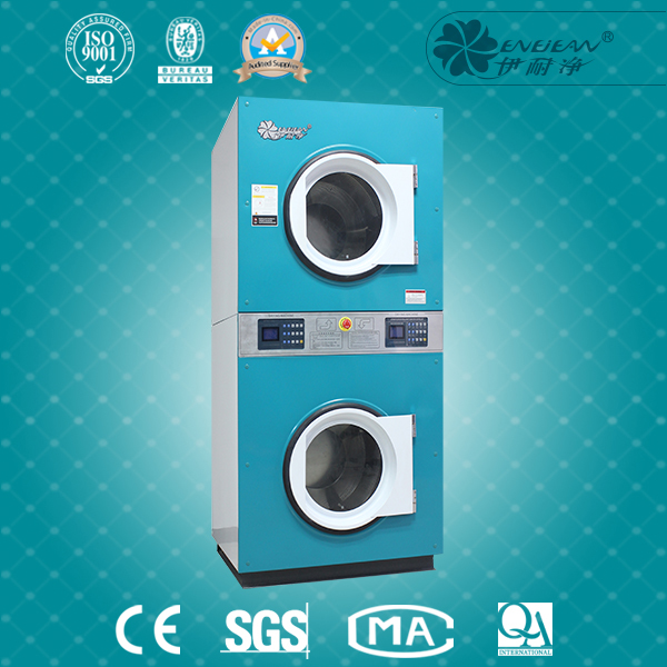 100kg double layers gas dryer
