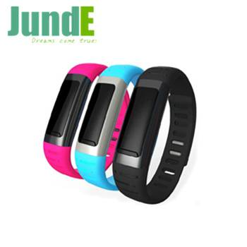 Smart wristband with Pedometer, WiFi Hotspots, Water Proof