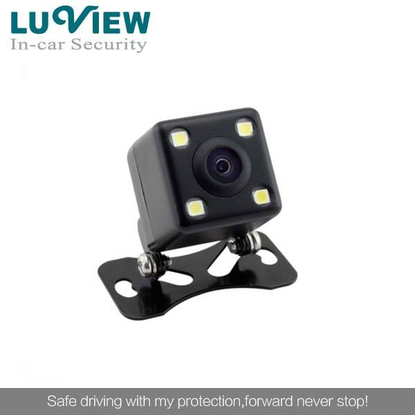 Wide HD Waterproof Vehicle Mini Flush Mount Camera for Passenger Car