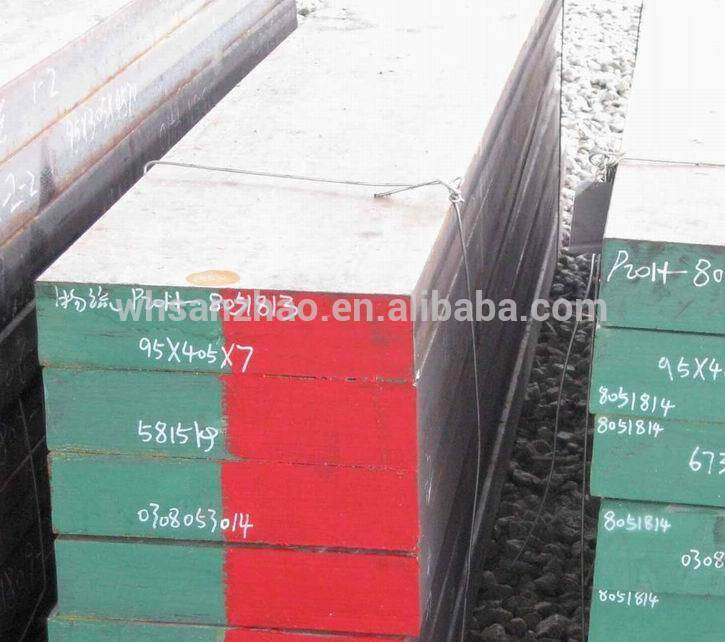 1.2379 Tool Steel Milled and Machined Structural Alloy Steel Plate from China