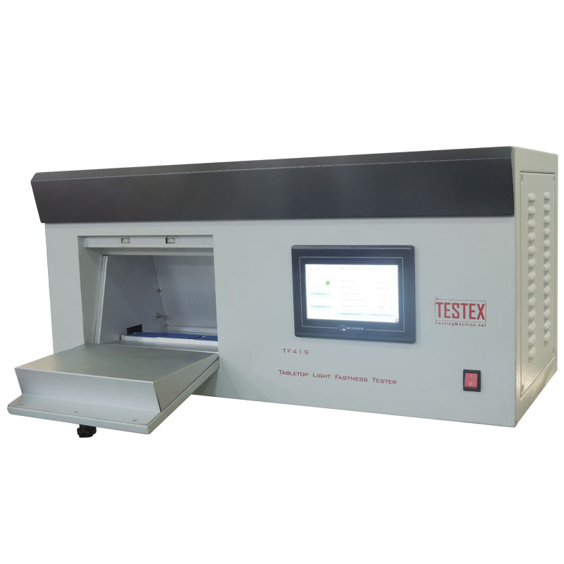 Tabletop Light Fastness Tester (TF419)