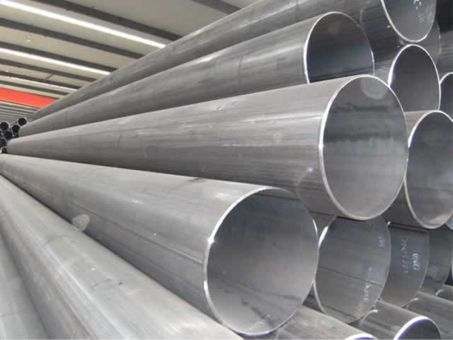 api 5l line pipe for oil & gas transmission / stock ERW steel pipe