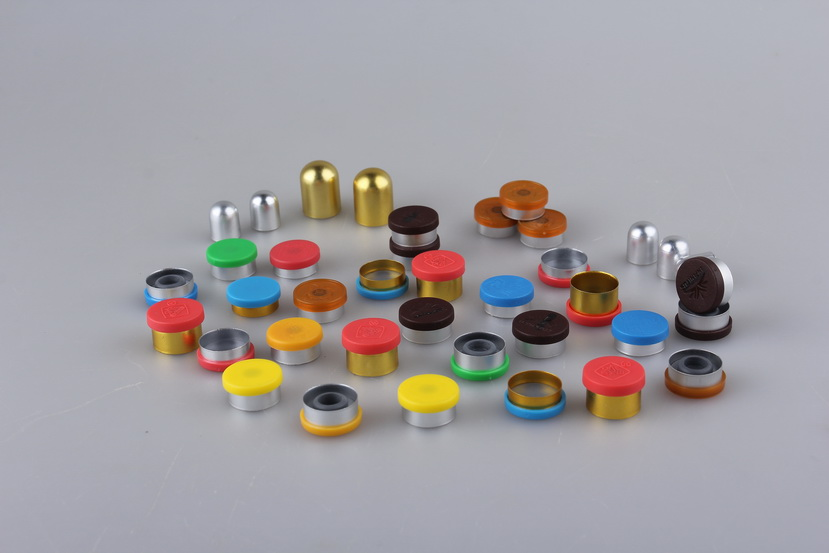 All Size Aluminium Flip off Seals Pharmaceutical Vial cap