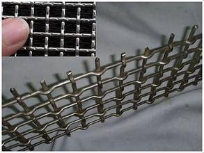 5x5/4x4/3x3 stainless steel screen wire mesh