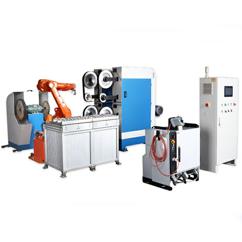 Robotic Polishing and Grinding System