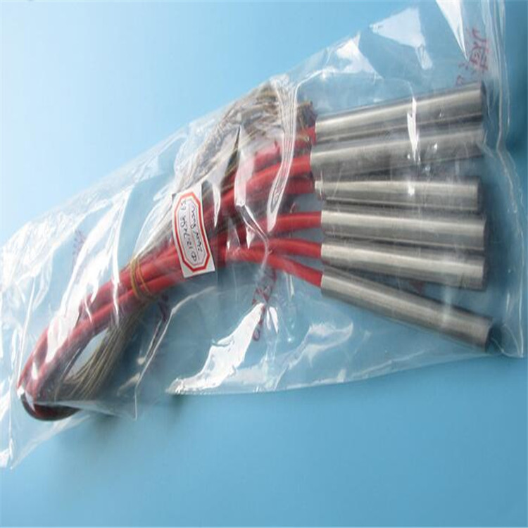 Industrial 6.35mm to 23mm Standard Cartridge Heaters for customized