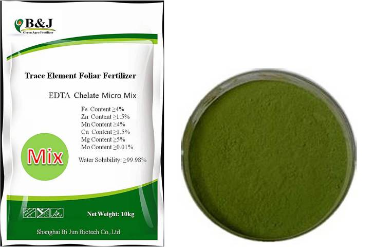EDTA Chelate Mix Trace Element Fertilizer