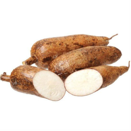 Frozen Cassava Root