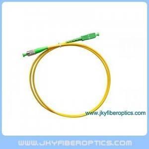 FC/APC-SC/APC SM Simplex Patch Cord