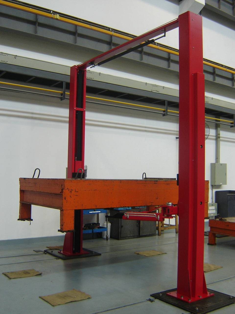Wanan two-post lift YSJ204W