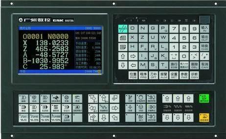 GSK980TDb Turning CNC System