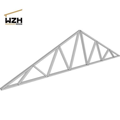 Light Weight Steel Roof Truss - Hebei Weizhengheng Modular