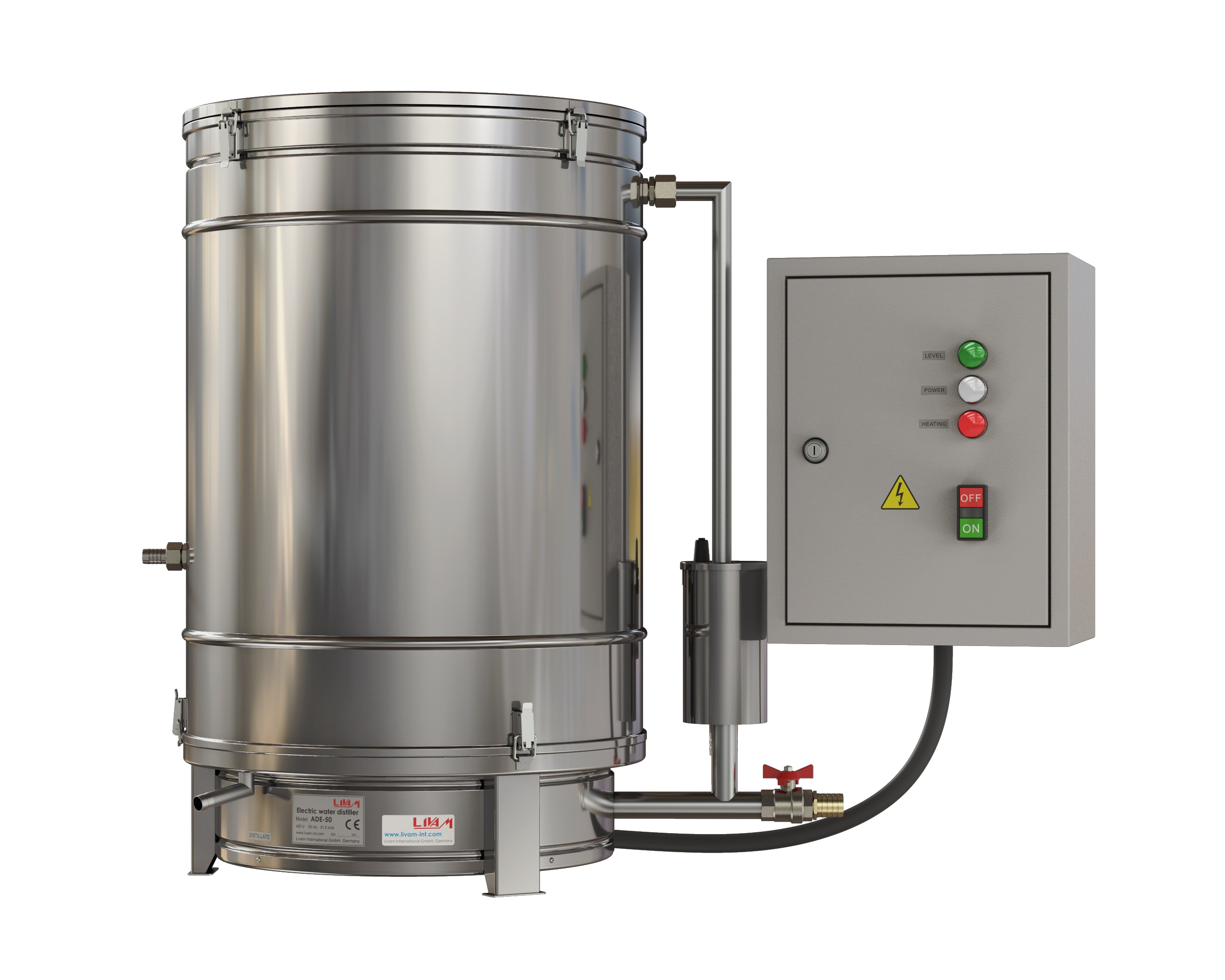 Livam ADE-50 water distiller