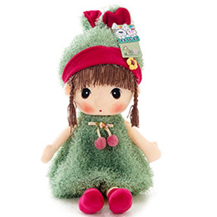 Stuffed Plush Cute Doll for Girl