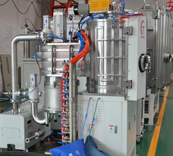 Guotai Optical Lens Vacuum Coating Machine Electron Beam Evaporation Optical Vacuum Coating Machine