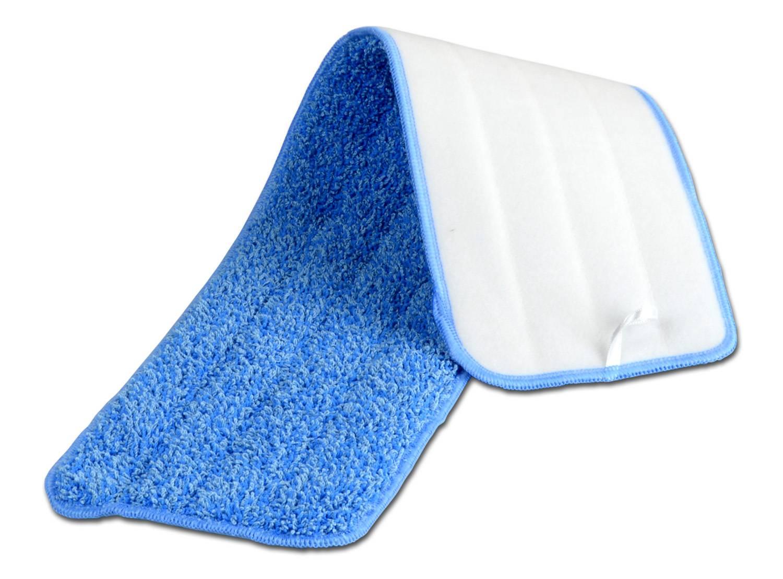 Microfiber Flat Wet Mop Pads