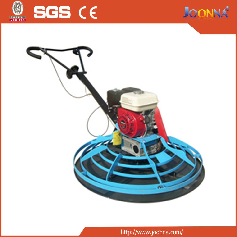 TUV quality easy operation finishing power trowel