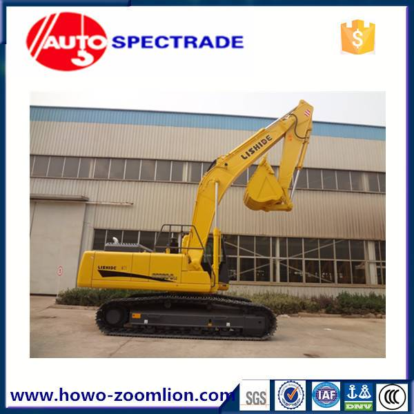 35 ton excavator China Lishide SC360.8