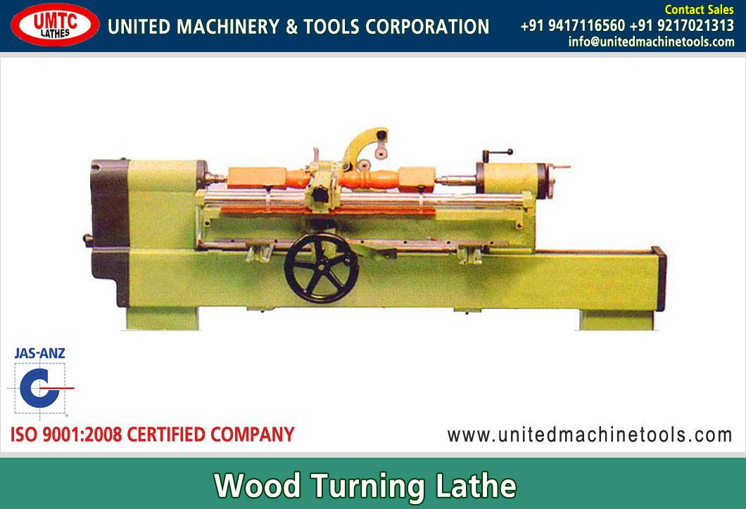 Wood Turning Lathe Manufacturers Exporters in India Punjab Ludhiana