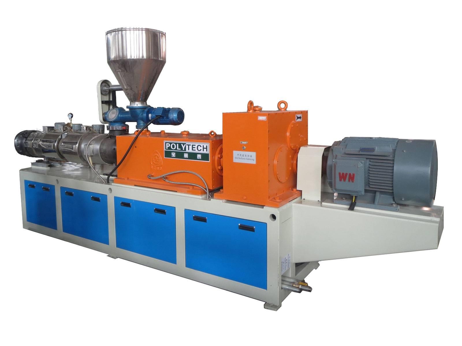 pvc /wpc foam board forming machine ,pvc foam board  extruder unit
