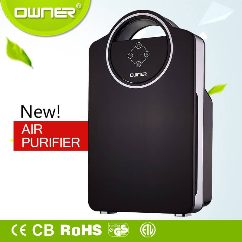 New for senior citizens Touch Panel Air Purifier