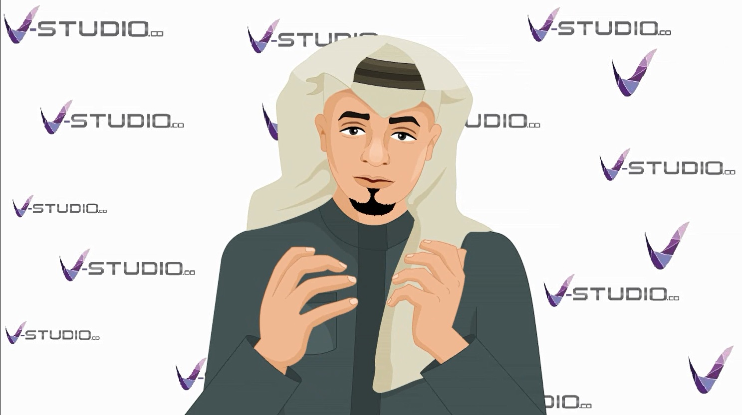 Animation Production Saudi Arabia by V-Studio