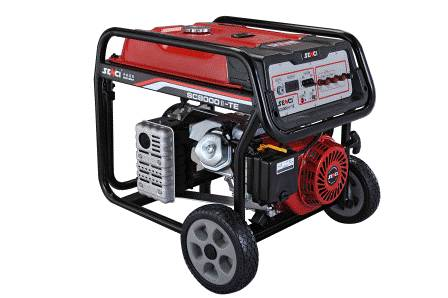Gasoline Generator Electrical Power