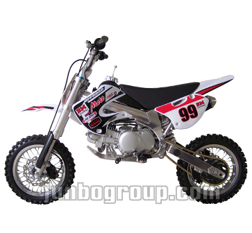 Alloy BBR Frame Dirt Bikes with BBR Exhaust