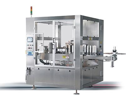 Linear Hot Melt Labeling Machine