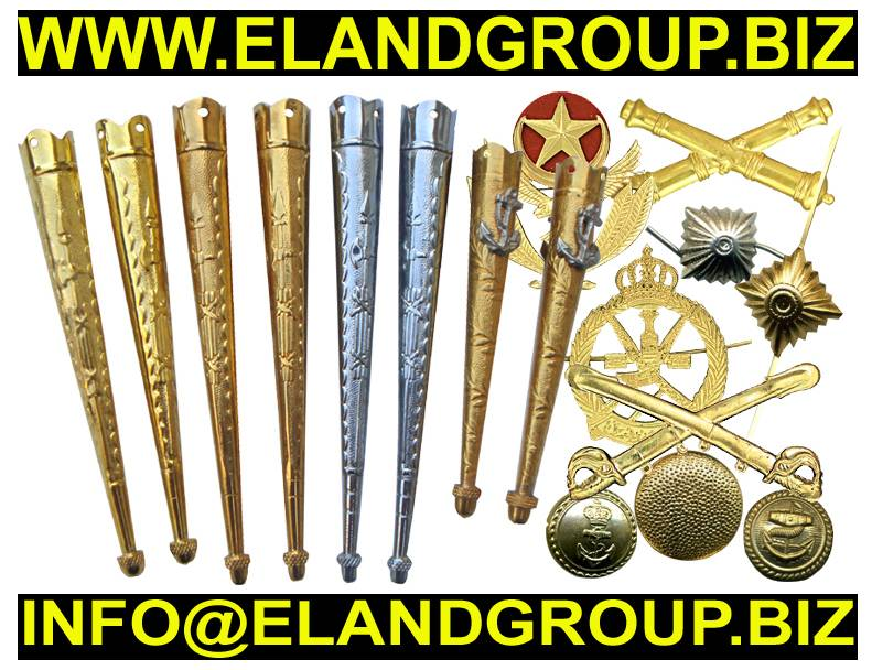 Military Metal Buckle, Badges Supplier