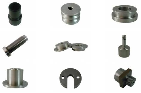 High quality custom CNC machining parts