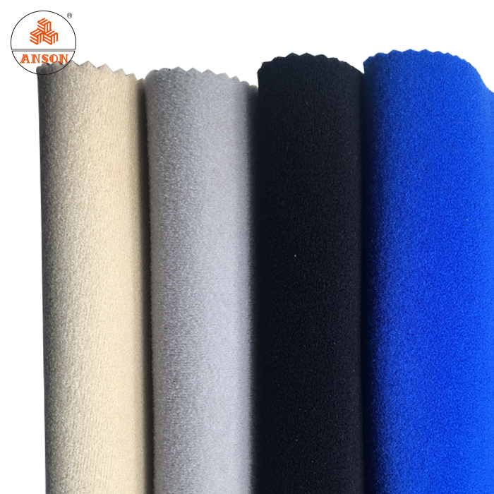 Reach compliant Colorful neoprene loop fabric 3mm for orthopedic products