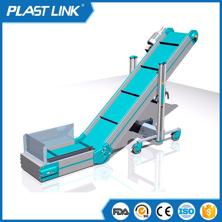 PlastLink incline conveyor