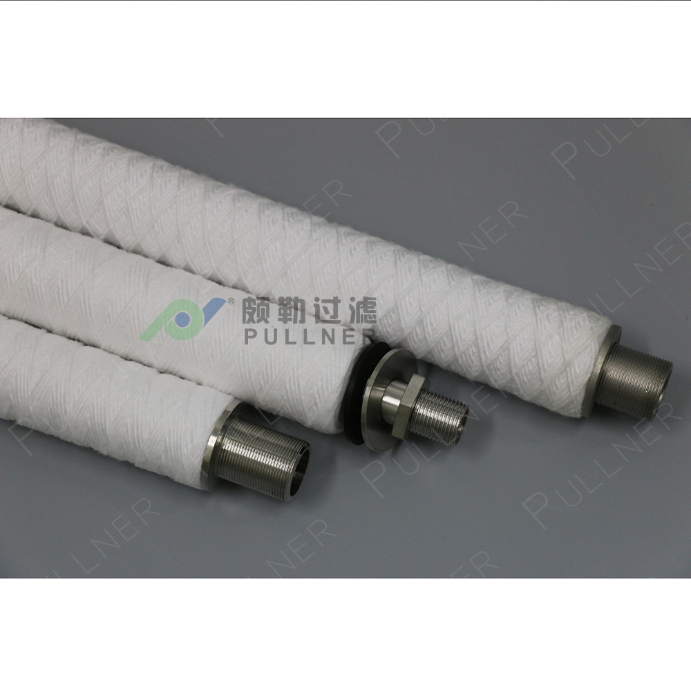 Power Plant String Wound 5 Micron Filter