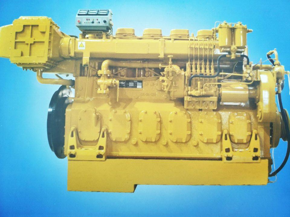 In-line diesel engines