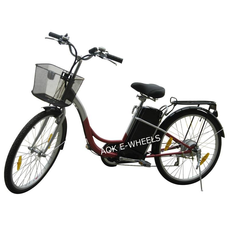 200W/250W Electric Bicycle for Women
