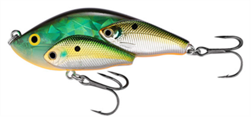The second Generational Group-fishing Lure